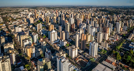 em Londrina / PR